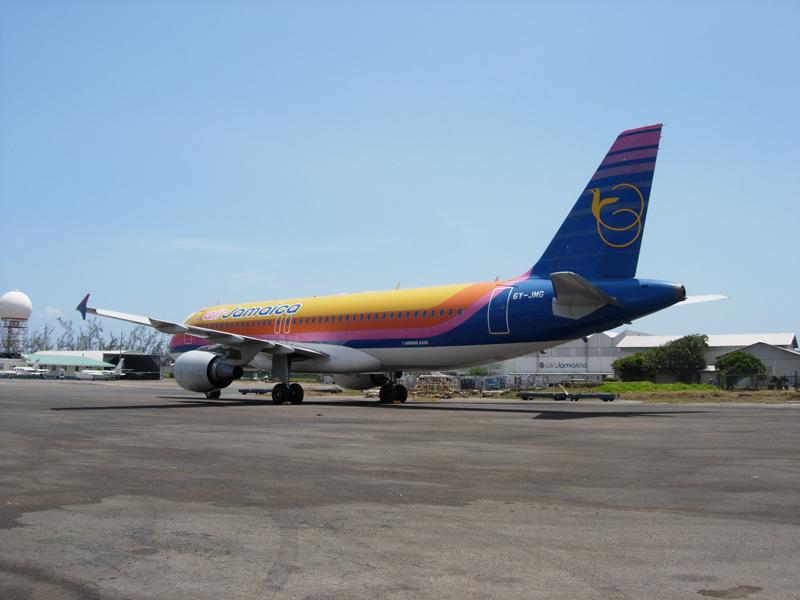 Norman Manley International Airport Car Rental